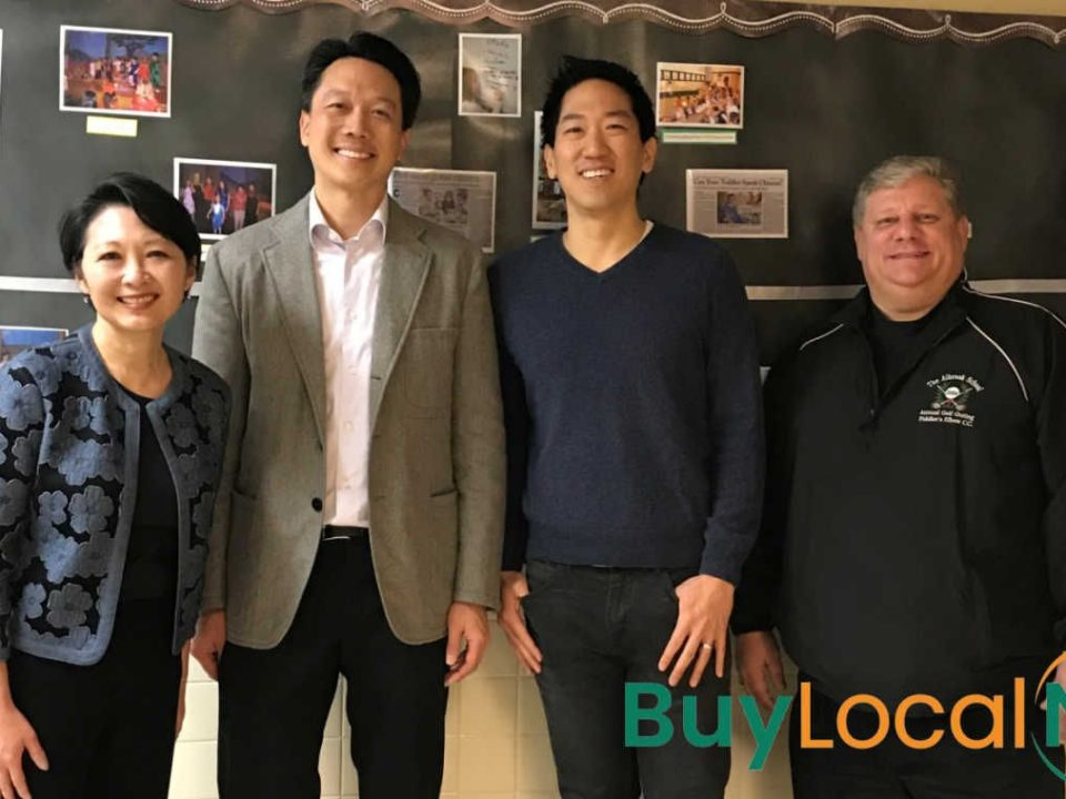 Sharon Huang Interview with BuyLocalNJ | HudsonWay Immersion School