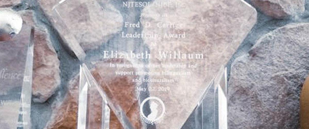 Elizabeth Willaum | Biculturalism Leadership Award