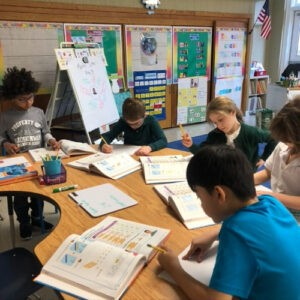 Language Literature Circles | HudsonWay Immersion School