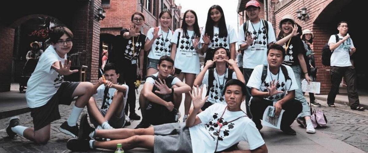 Summer at National Taiwan Normal University Mandarin camp | HudsonWay Immersion School
