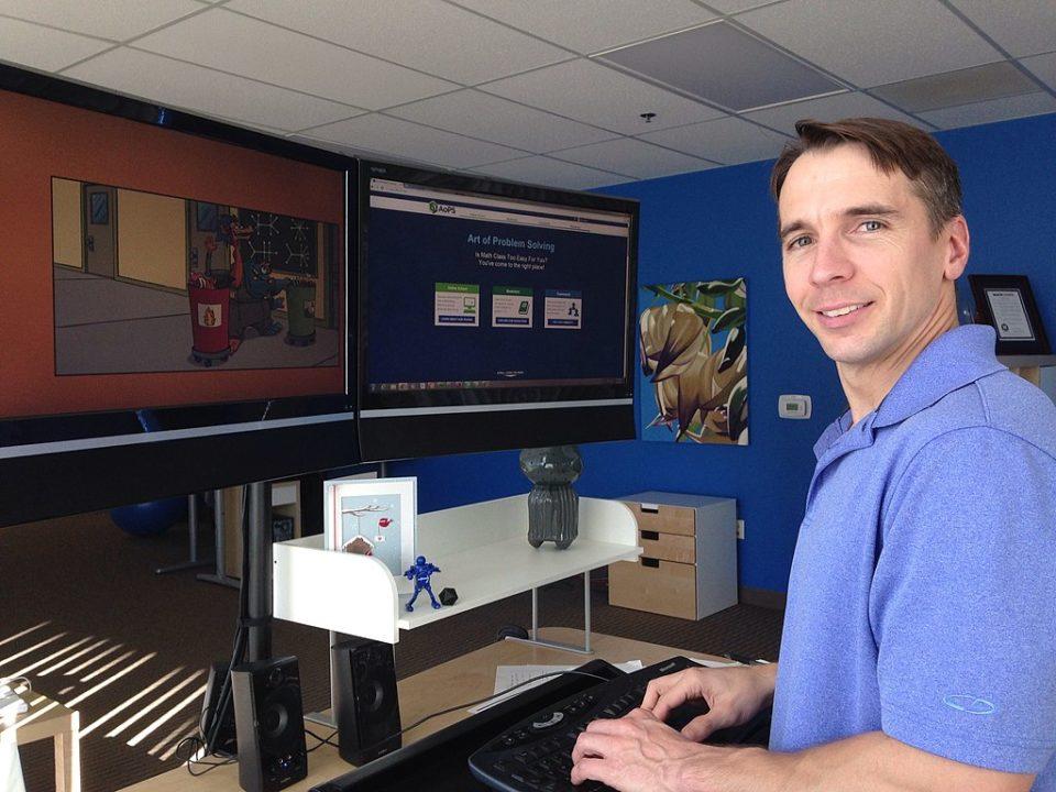 Richard Rusczyk | Webinar for HudsonWay Immersion School