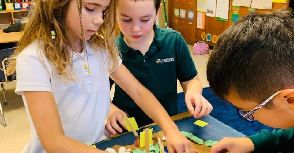 Project-based Learning | HudsonWay Immersion School | NY and NJ