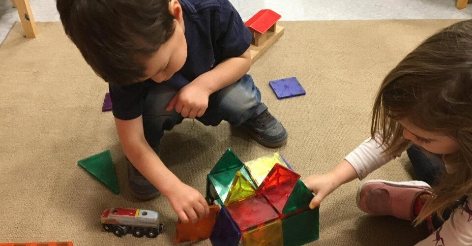 Creative Curriculum | Early Childhood at HudsonWay Immersion School