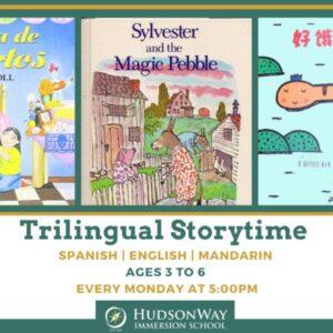 Trilingual Storytime