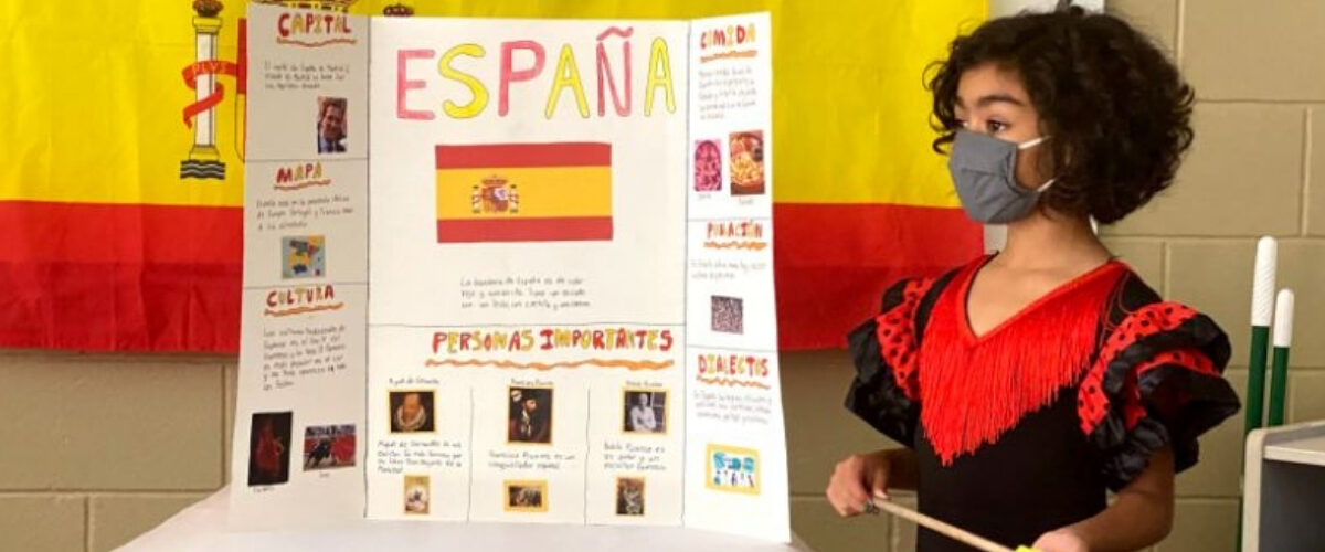 Spanish Heritage Month | HudsonWay Immersion School | NJ and NY