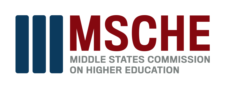 Full accreditation from the Middle States Association