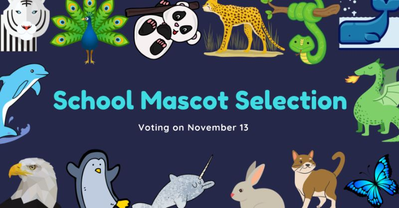 School Mascot Selection