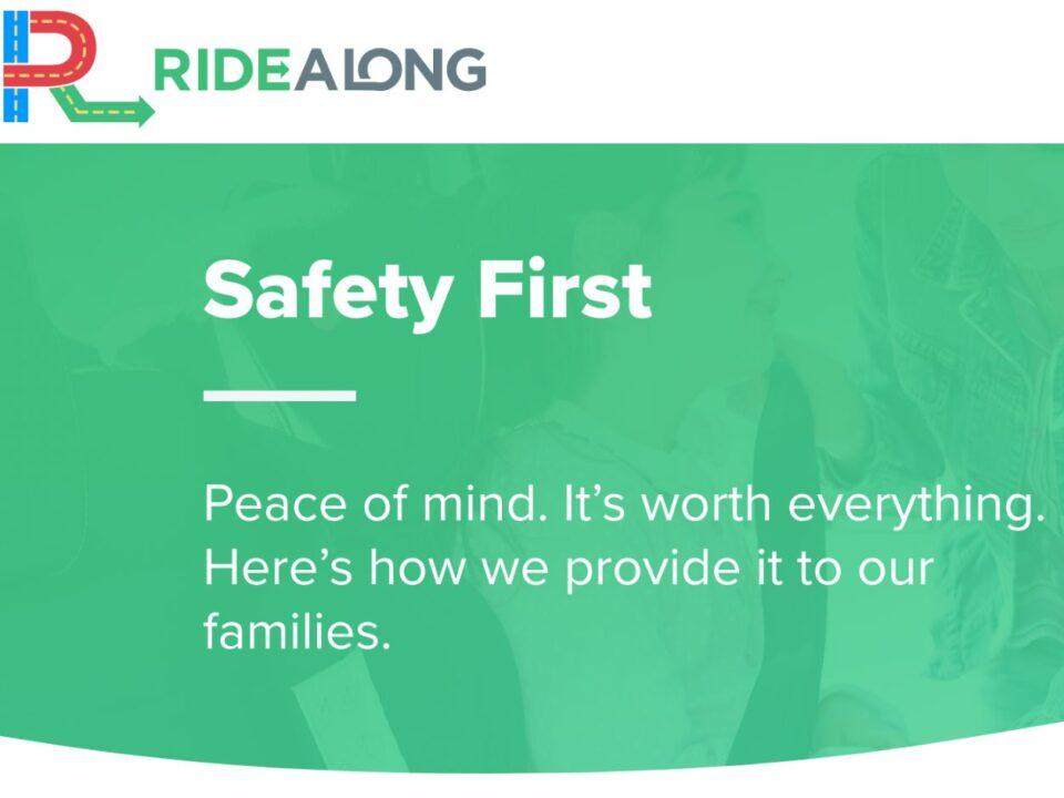 RideAlong Transportation Options