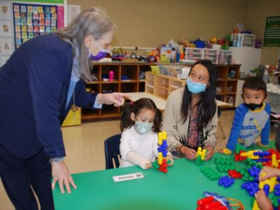 Preschool Separation